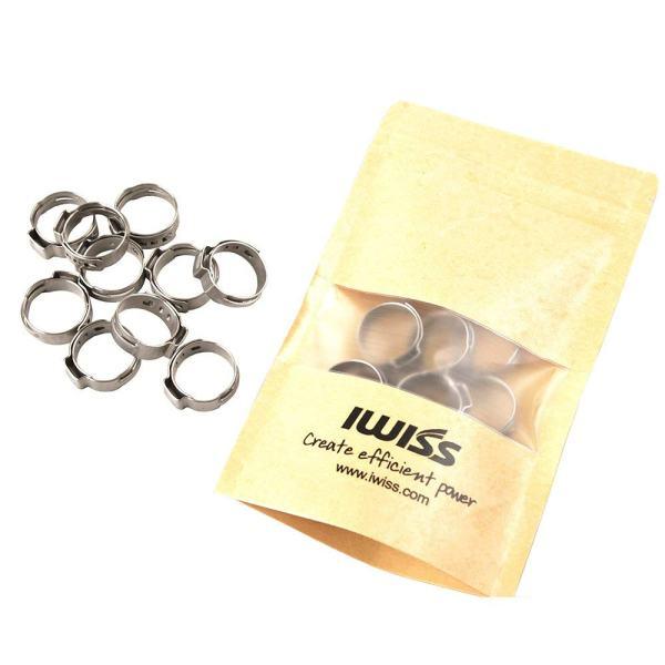 paquete de anillos cinch de 3/4 pulgadas