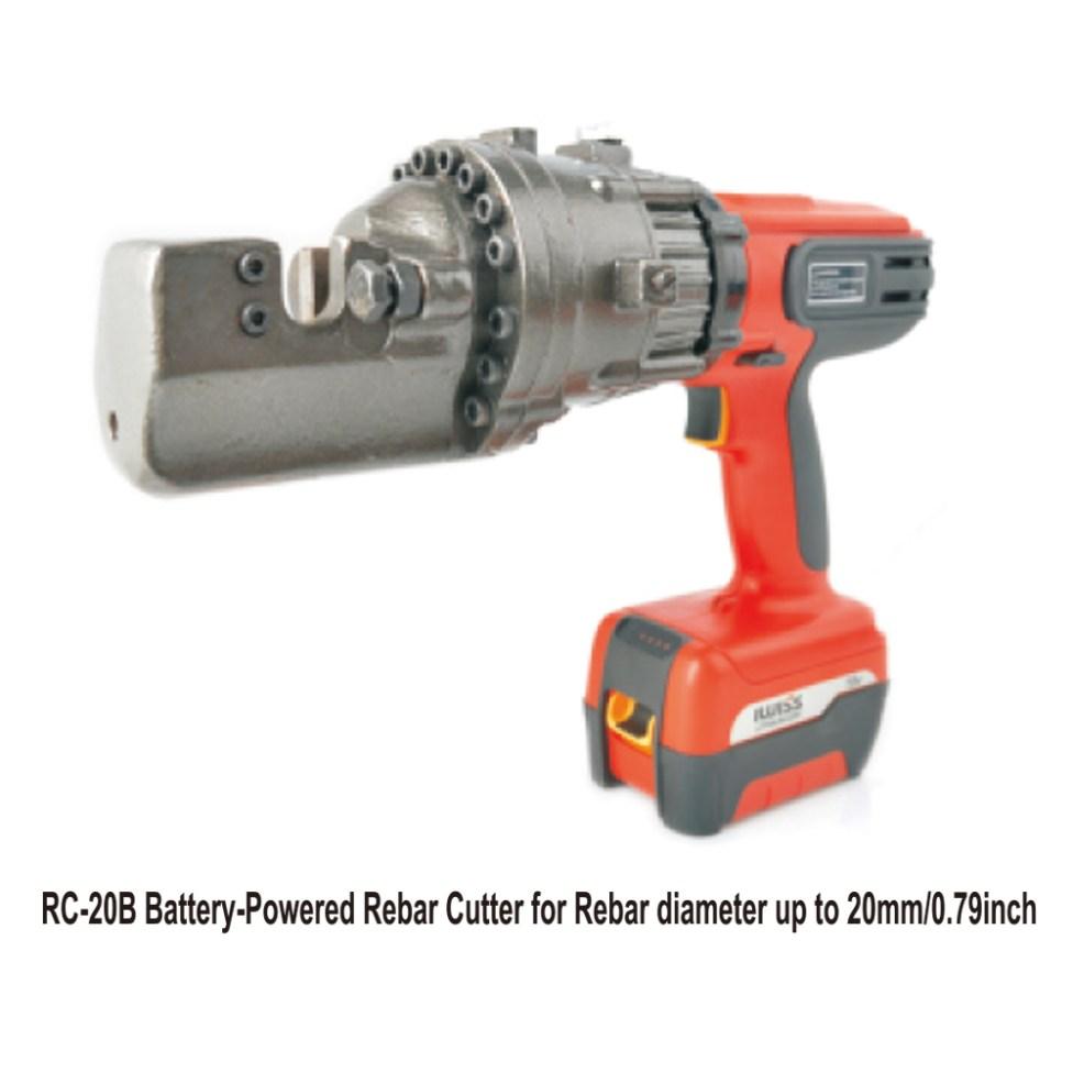 IWISS-Rebar-Cutting-Tools-RC-20B-Battery-Powered-Rebar-Cutter-for-Rebar-diameter-up-to-20mm
