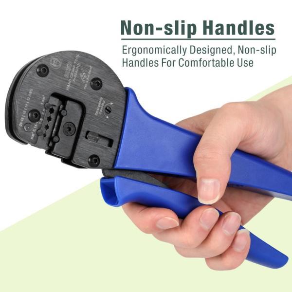 IWS-0540HX non-slip handles