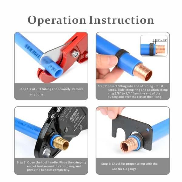IWS-1234C instrucción de operación