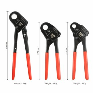 Combo Angled-heads PEX Crimp Tools