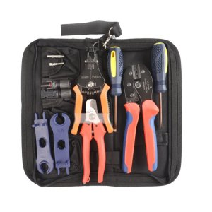 LY-2546B MC4 Crimping Tool Kit