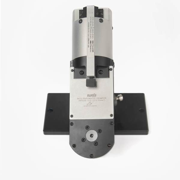 Heavy Duty Connectors Pneumatic Crimp Tool
