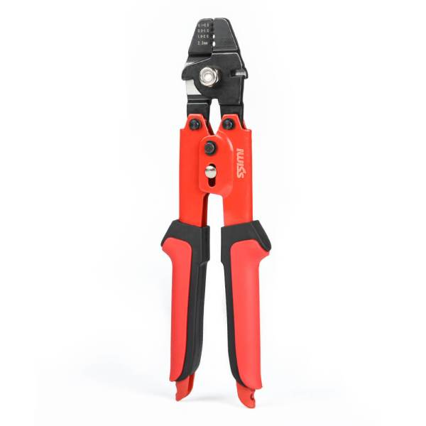 WX-250 red wire rope crimping tool