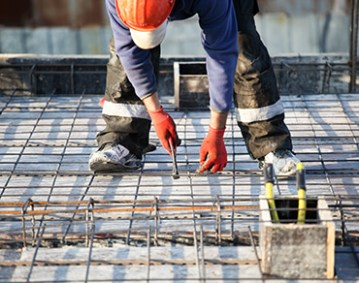rebar construction
