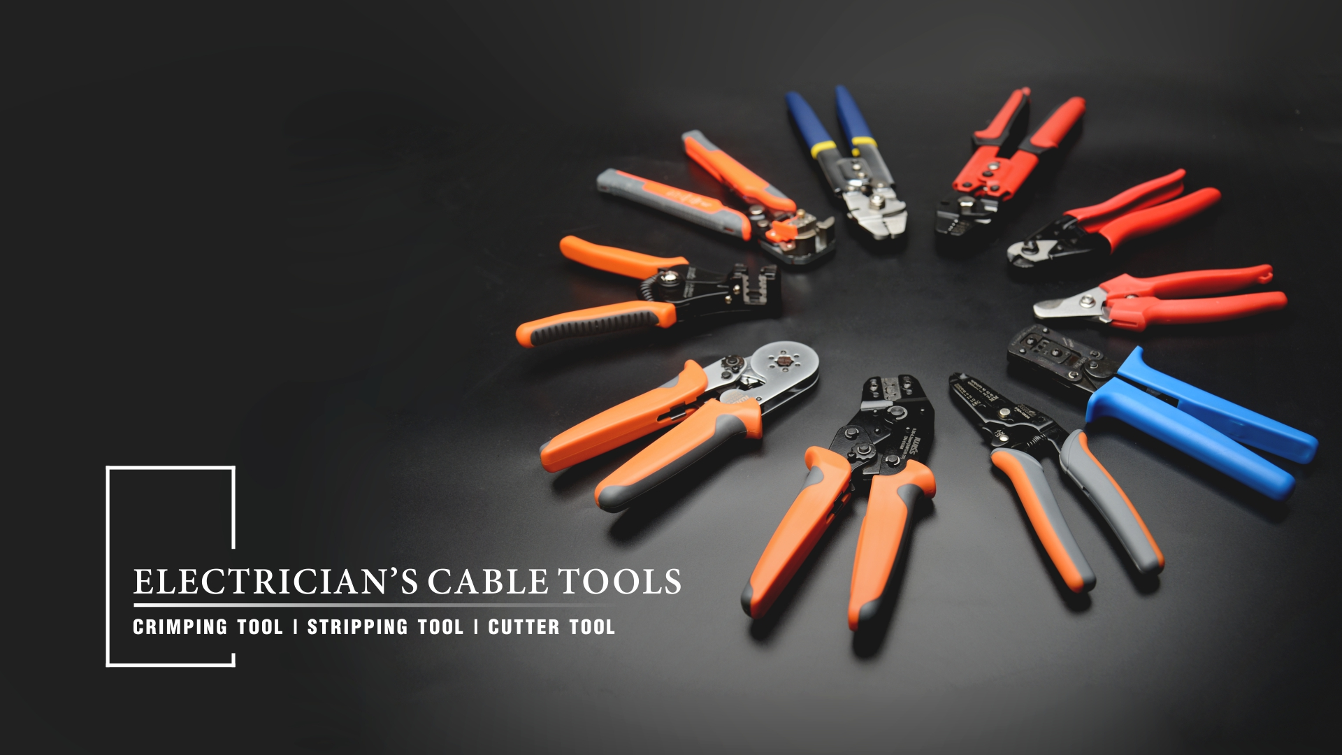hand cable tools