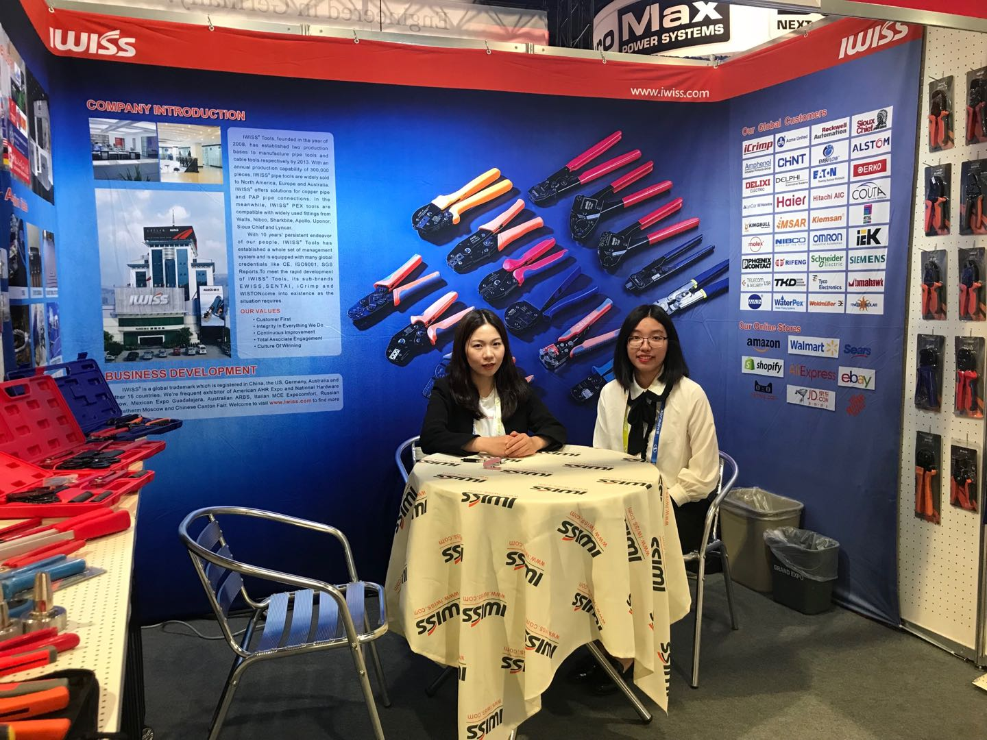 National Hardware Show 2018 (2)