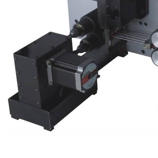 wire cut and strip machine ZDBX-10 detail
