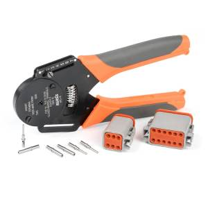 IWD-16 closed barrel crimper
