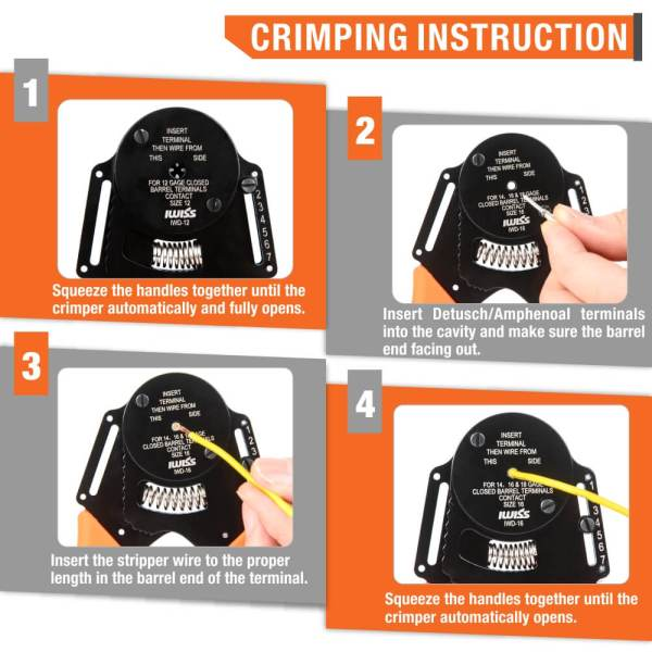 crimping instruction
