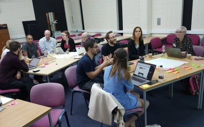 The Different Types of Sessions Held at IWMW Events