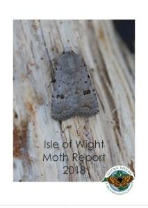 Isle of Wight Moth Report 2018