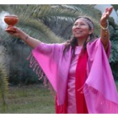 Peace-Mother-welcoming-Her-Spirit-Guides