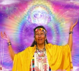 Peace Mother Peace Healing Enlightement OM Aum Sacred Sound