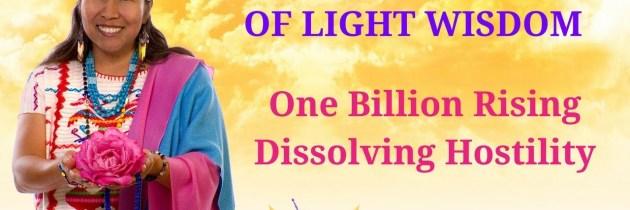One Billion Rising-Dissolving Hostility. Peace Mother Geeta Sacred Song