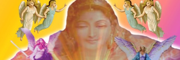 """Angels Are Here"" Song & Meditation For Angelic Assistance In Coronavirus Crisis & All Moments"