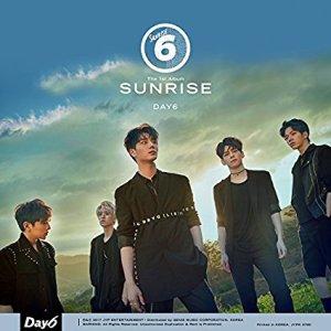 sunrise, day6, kpop album, kpop, nederland, holland, rotterdam, webshop