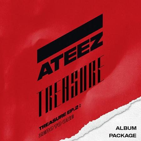 treasure, epilogue, ep, 2, zero, to, one, ateez, dvd, kpop album, kpop, nederland, holland, rotterdam, webshop