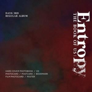 entropy, day6, kpop album, kpop, nederland, holland, rotterdam, webshop