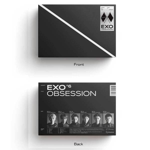 obsession, exo, kpop, nederland, holland, rotterdam, webshop