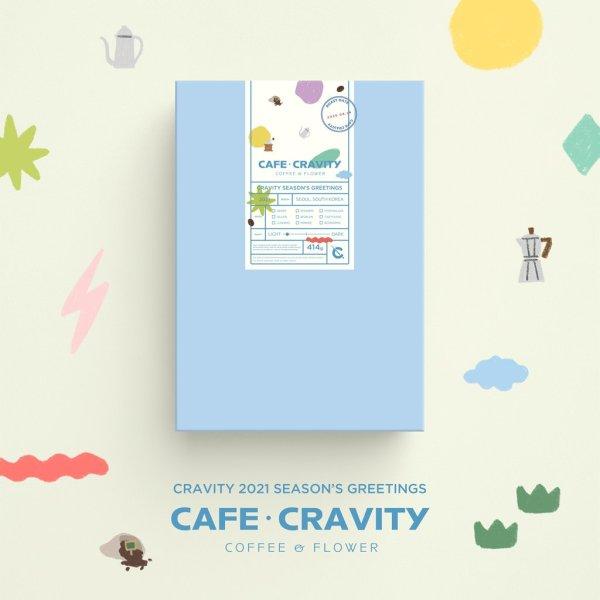 Cravity, kpop, nederland, belgie, rotterdam, webshop, kopen, bestellen, seasons greetings, 2021