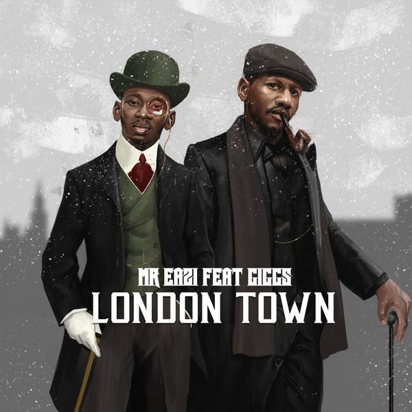 "Mr Eazi – ""London Town"" ft. Giggs"