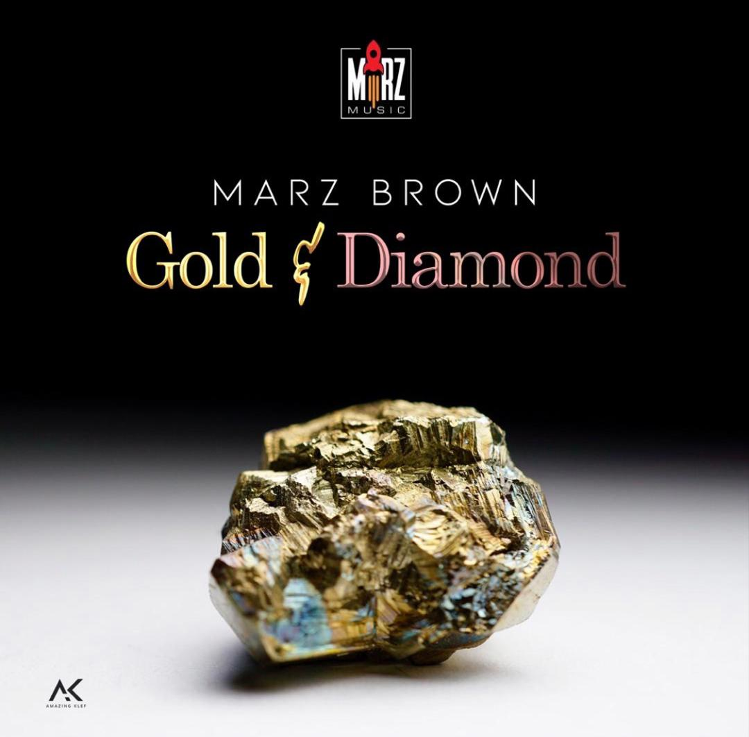 Marz Brown - Gold & Diamond