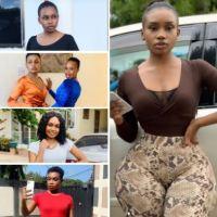 Attractive Photos of Tanzanian instagram sensation Jacqueline Obed alias Poshy Queen