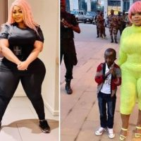 Curvy model, Eudoxie ends her romantic relationship with fiancé, Grand P
