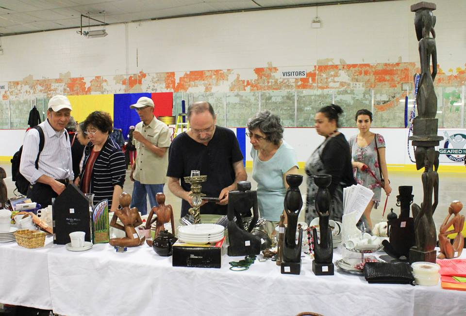 Bazaars, Artistic and Literary Exhibitions