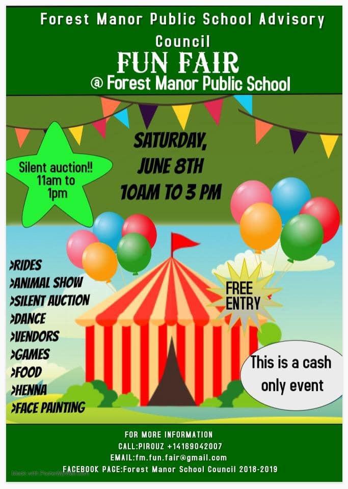 Fun Fair Event
