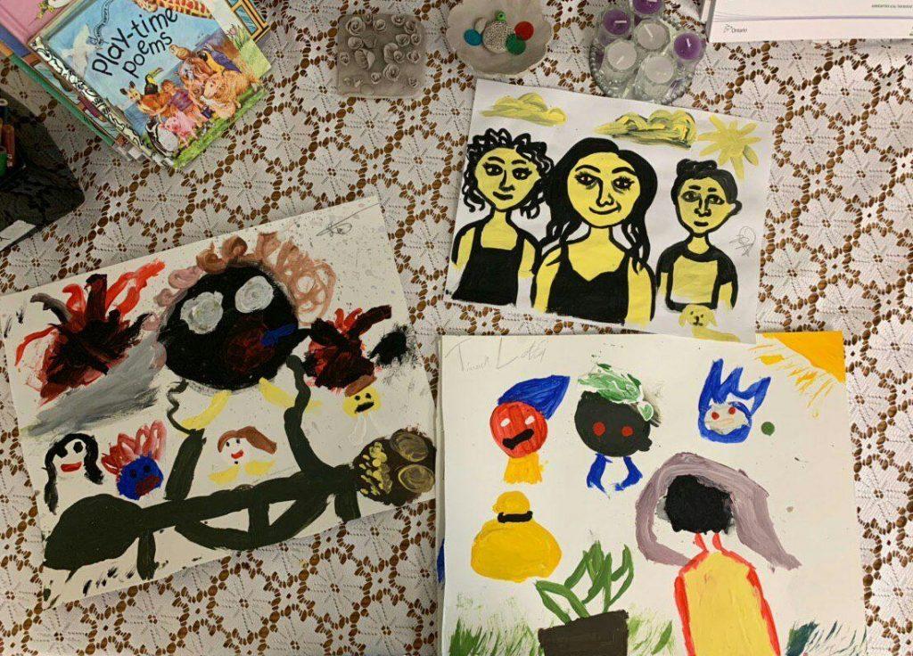 Children`s Summer Arts Class