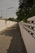 Narrow Alley to Yenchit Bungalow