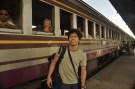 Train at Chachoengsao