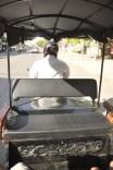 Tom and his proper tuktuk.