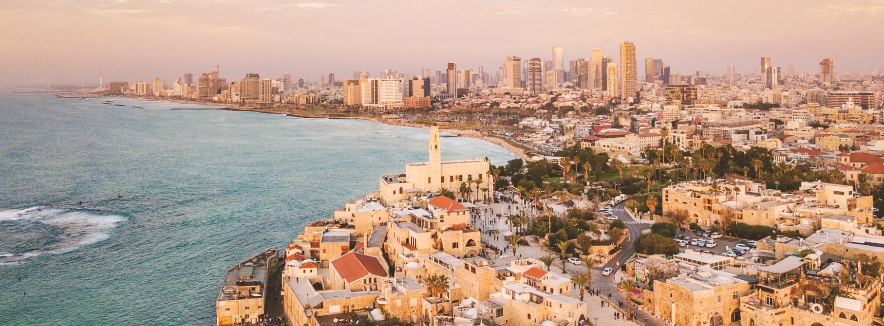 TTT, Turkey, Tel Aviv & Tanzania