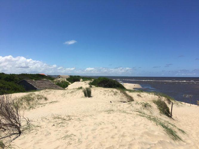 Valizas beach