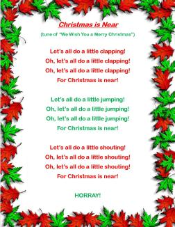 Holiday Time songs 1