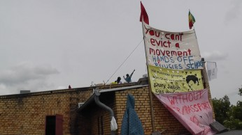 Nine Days on the Roof - Gerhart Hauptmann Schule