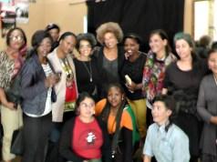 iwspace women with Angela Davis and Gina Dent
