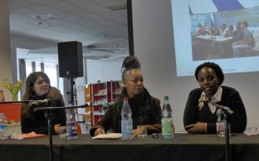 Janina Rost, Asma-Esmeralda AbdAllah-Portales, Jennifer Kamau