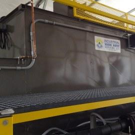 Dissolved Air Flotation Treatment System Design