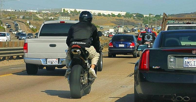 Why Do Motorcycles Lane Split
