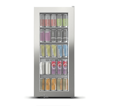 commercial display refrigerator, pass through fridge, commercial display refrigeration equipment