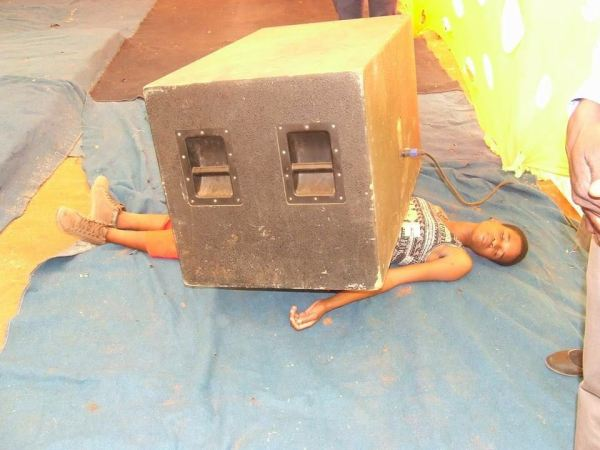 Woman Dies after Prophet Puts Heavy Speaker on Her Body to Demonstrate a Miracle