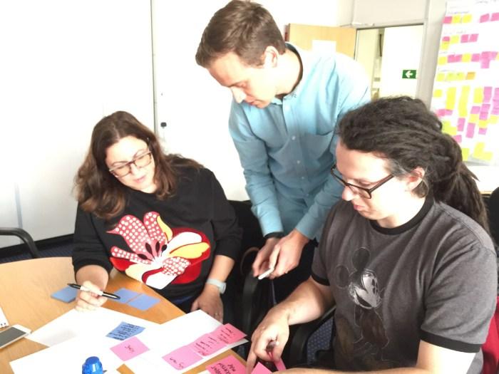 Success for Dublin UX Design Essentials Course