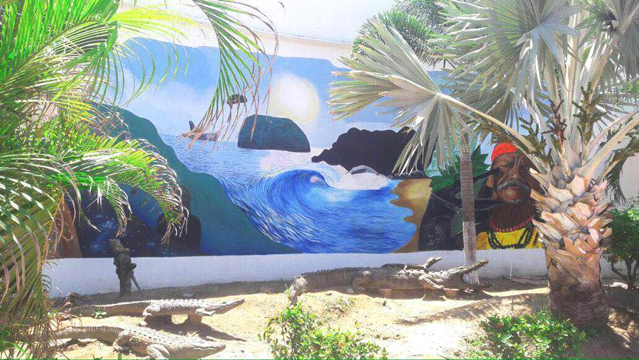 Mural-Tamakun-zihuatanejo