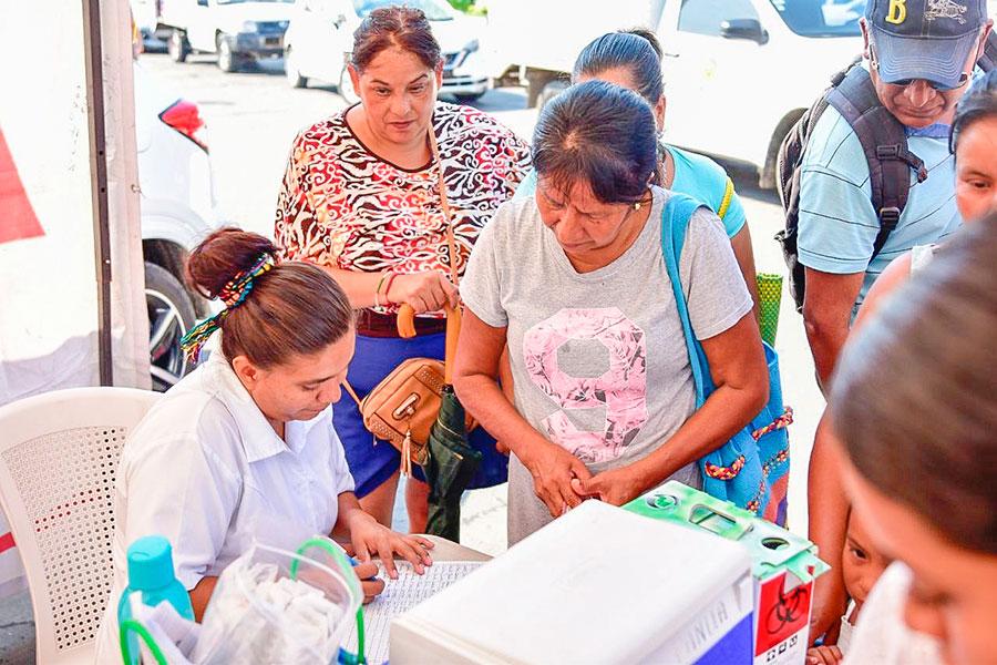 Sanitizacion zihuatanejo salud covid19