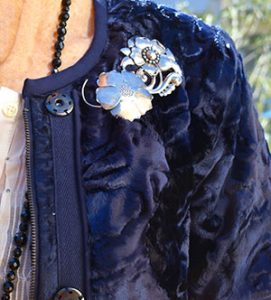 Styling Brooches