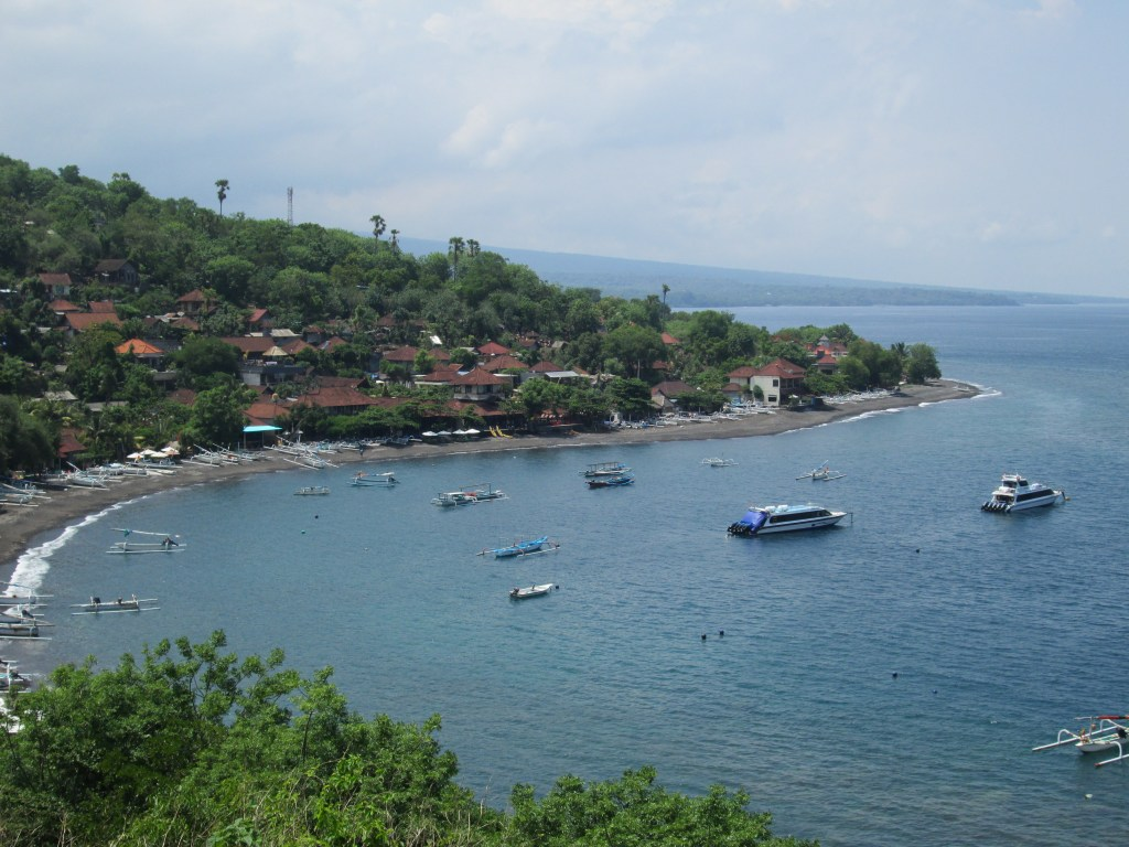 Amed Beach North Bali
